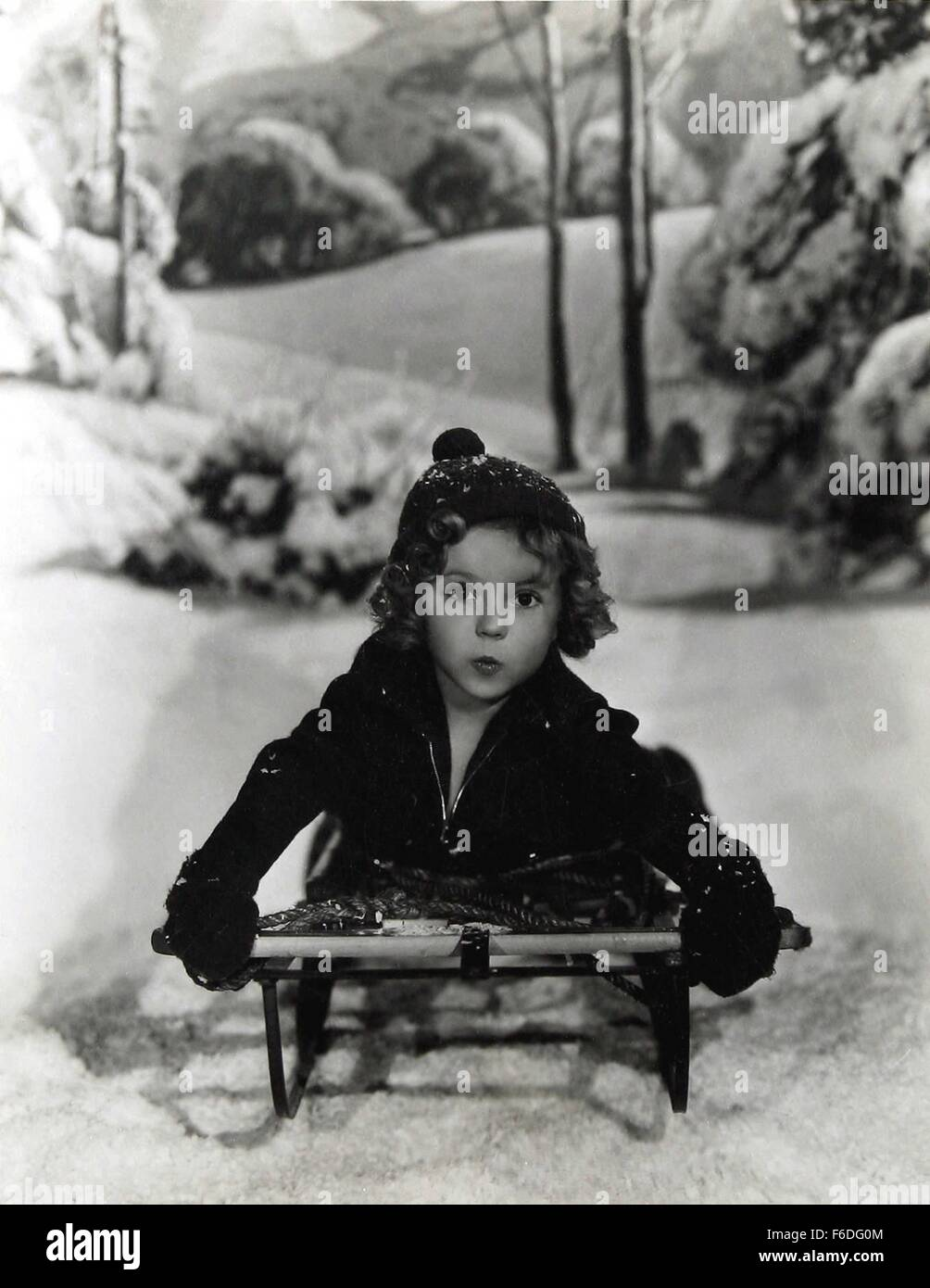 Shirley temple black book