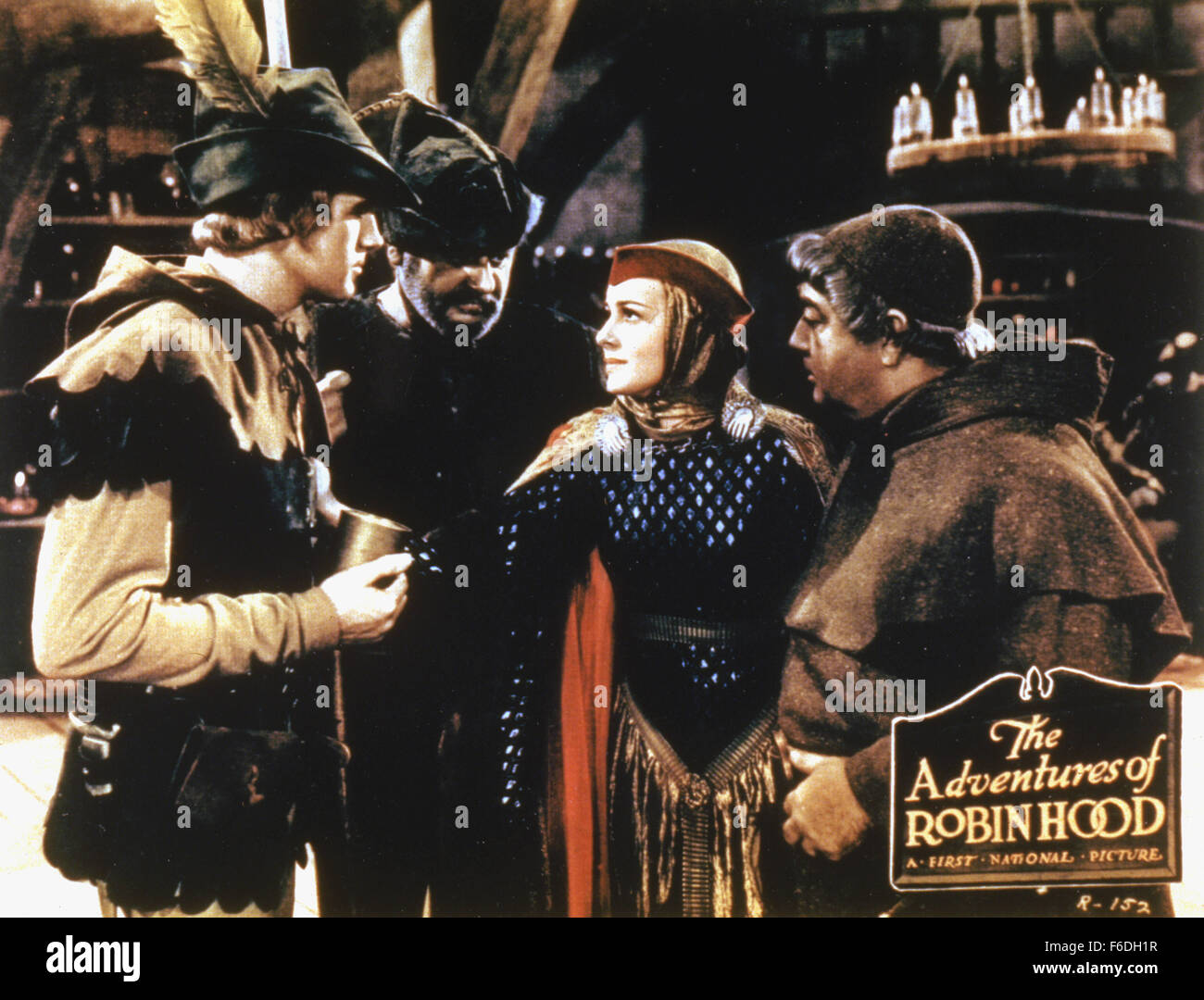 Release Date May 14 1938 Movie Title The Adventures Of Robin Stock Photo Alamy