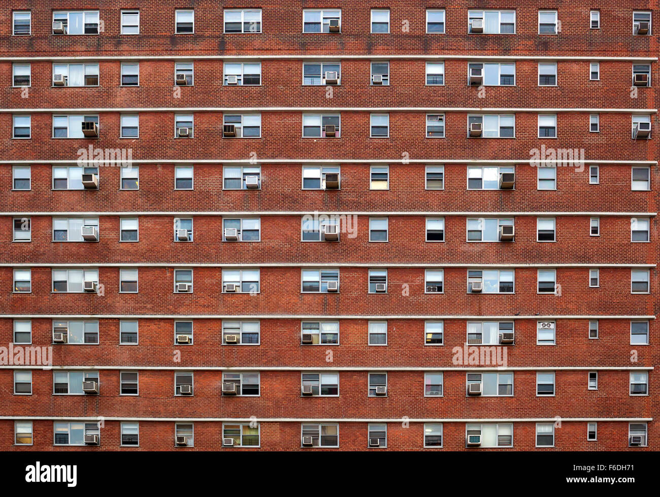Many Air Conditioners Stock Photos Many Air Conditioners Stock