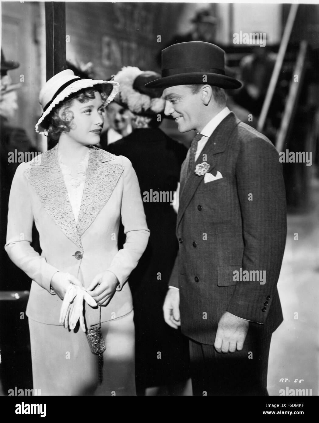RELEASE DATE: October 23, 1939. MOVIE TITLE: The Roaring Twenties. STUDIO: Warner Bros. Pictures. PLOT: After the Stock Photo