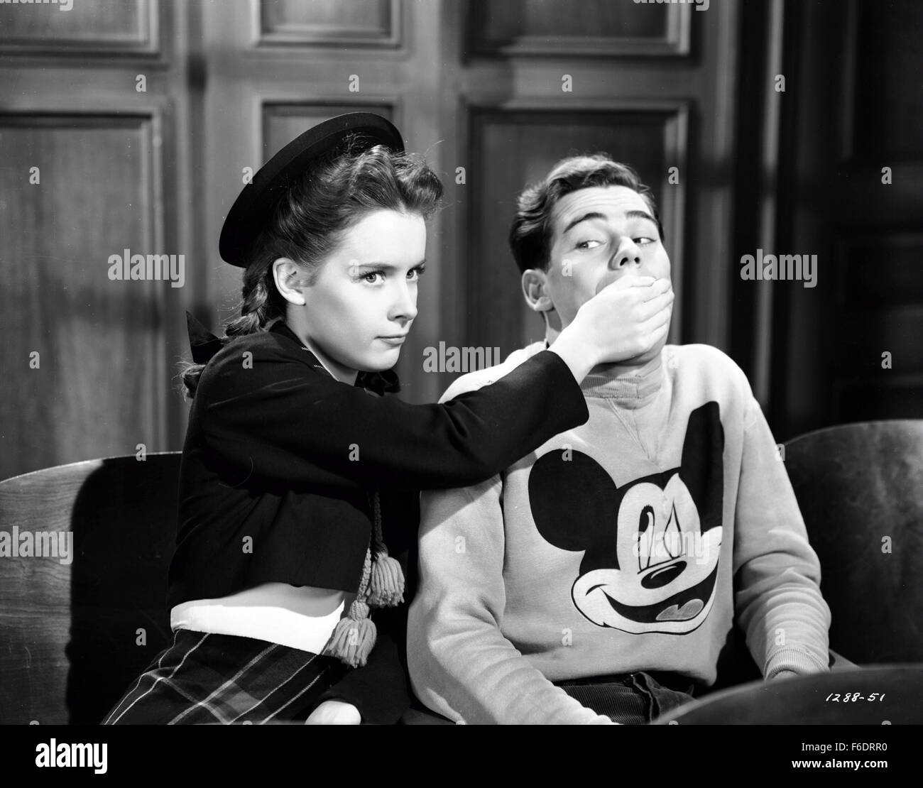 RELEASE DATE: August 2, 1943  MOVIE TITLE: Young Ideas