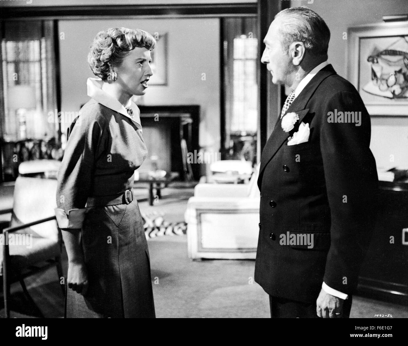 RELEASE DATE: October 13, 1950. MOVIE TITLE: To Please a Lady. STUDIO: Metro-Goldwyn-Mayer (MGM). PLOT: . PICTURED: - Stock Image