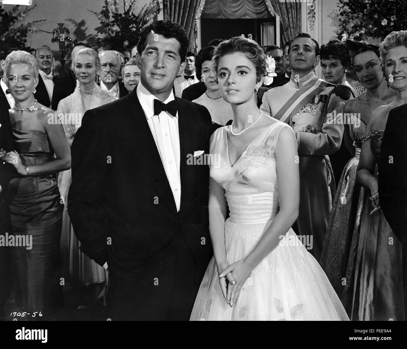 Release Date April 3 1957 Movie Title Ten Thousand Bedrooms Stock Photo Alamy