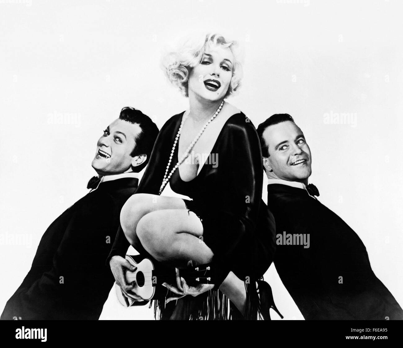 Film Title Some Like It Hot Studio United Artists Plot Two