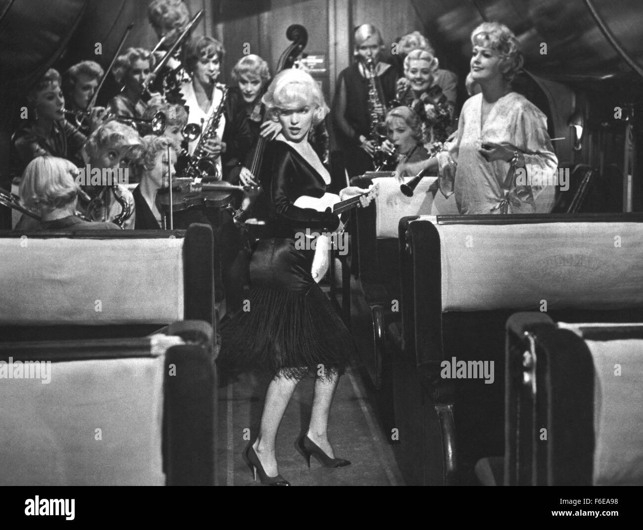 Film Title Some Like It Hot Director Billy Wilder Studio Stock