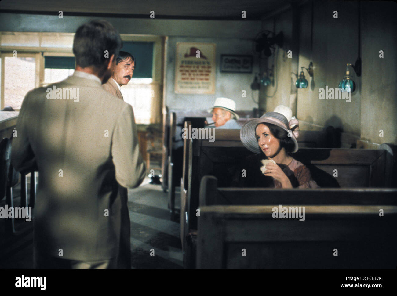RELEASE DATE: July 1970. MOVIE TITLE: The Moonshine War. STUDIO: Filmways Pictures. PLOT: . PICTURED: . - Stock Image
