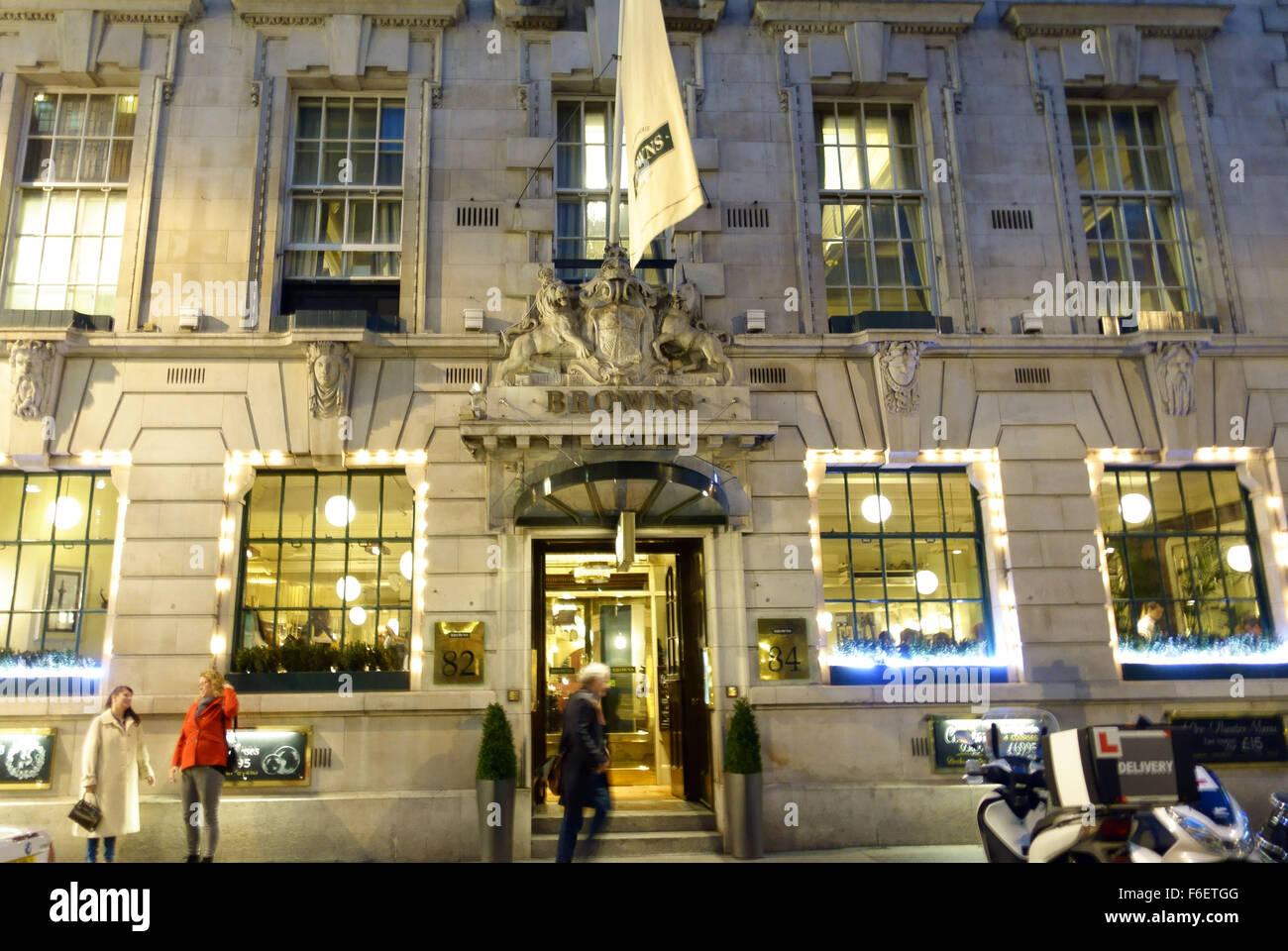Saint Martin Lane Hotel London