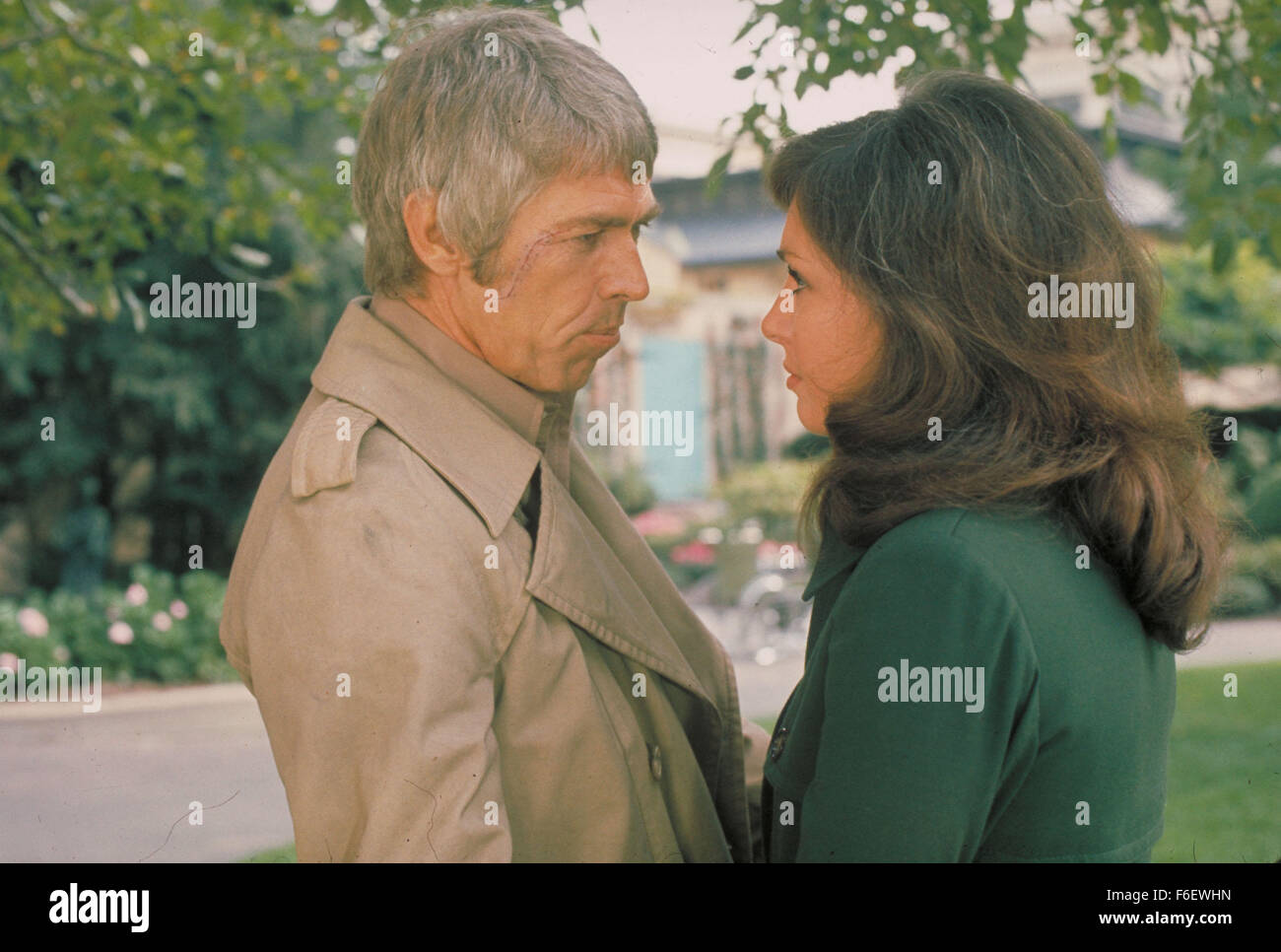 Mar 29, 1972; Boston , MA, USA; Actor JAMES COBURN stars as Dr. Peter Carey in the MGM mystery 'Carey Treatment.' - Stock Image