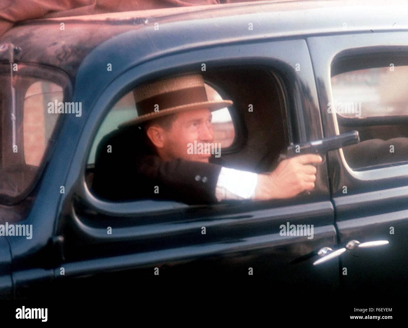 PICTURED: Mar 2, 1973 - Original Film Title: Dillinger. PICTURED: WARREN OATES as John Dillinger. - Stock Image