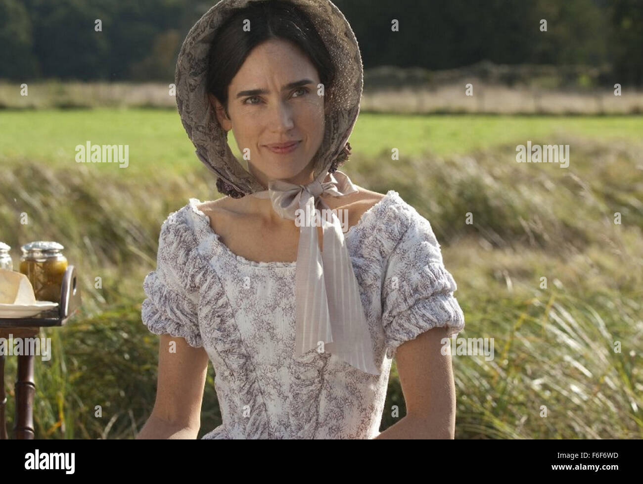 CREATION 2009 RPC/BBC Films production with Jennifer Connelly - Stock Image