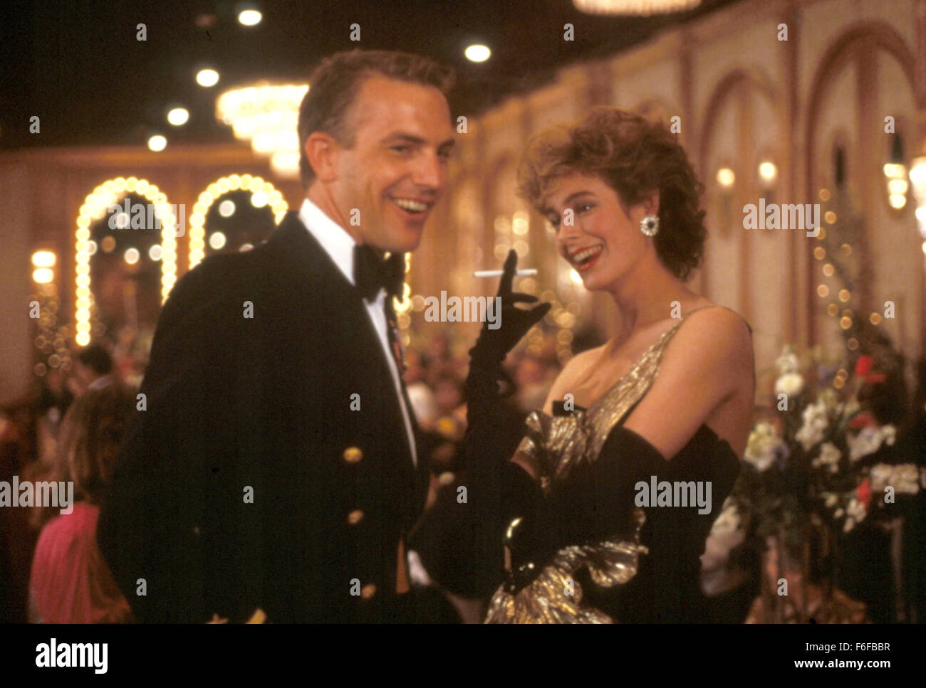 RELEASE DATE: Aug 14, 1987. MOVIE TITLE: No Way Out. STUDIO: Orion Pictures. PLOT: Tom Farrell is a navy officer - Stock Image
