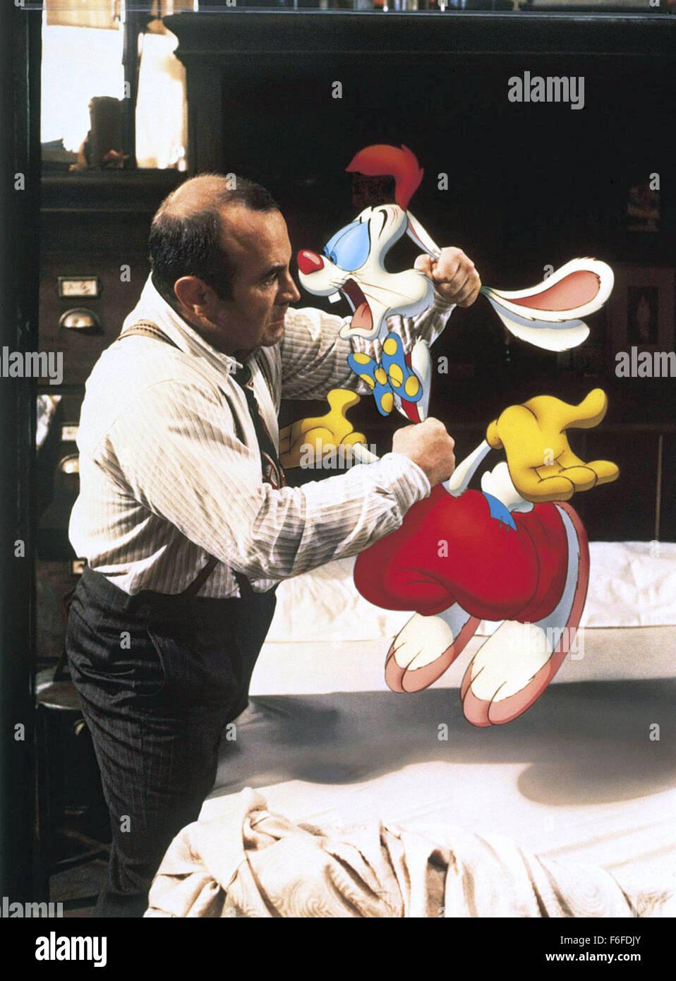 RELEASE DATE: June 21, 1988. Film Title: Who Framed Roger Rabbit ...