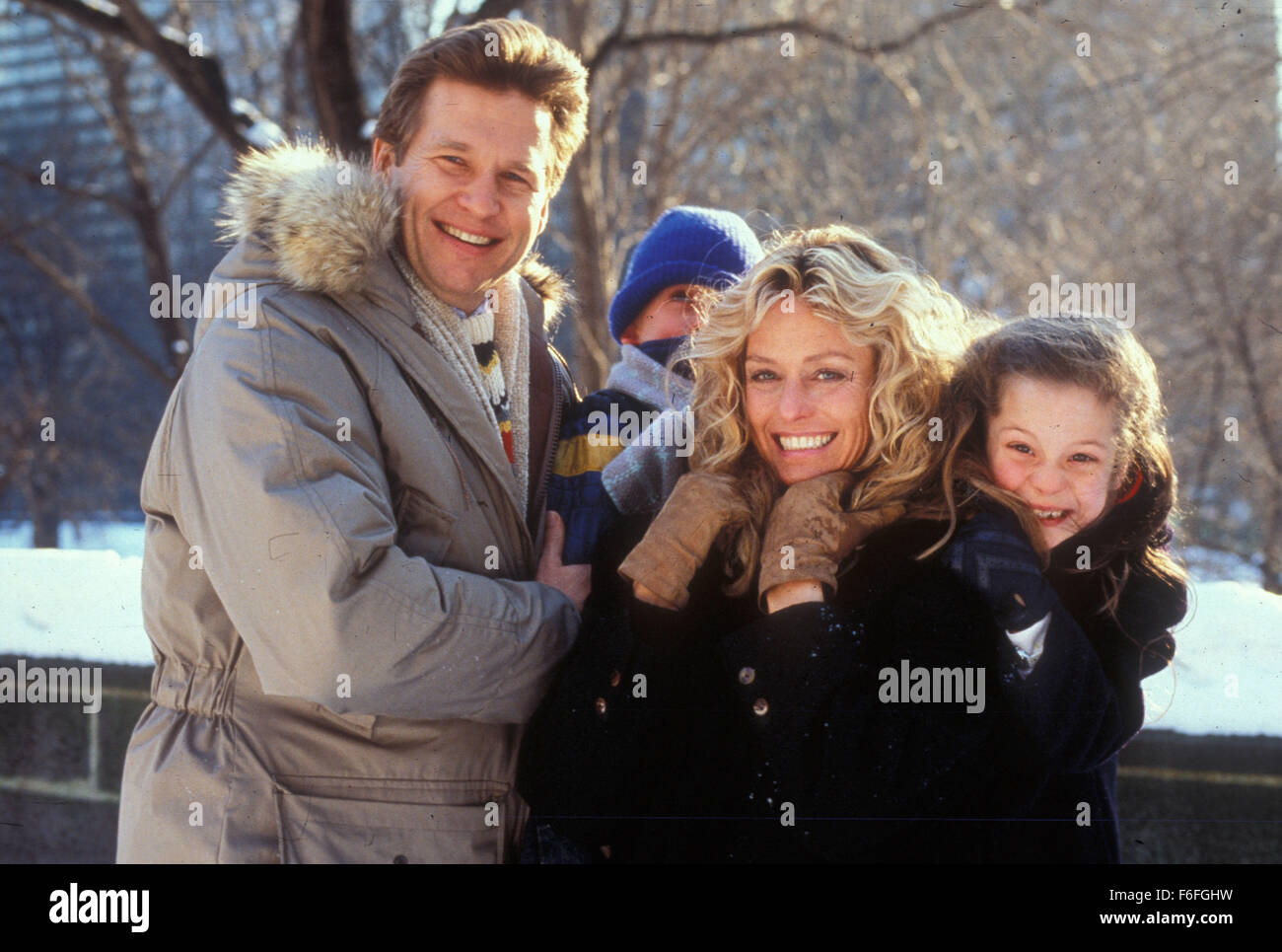 RELEASE DATE: April 14, 1989. MOVIE TITLE: See You in the Morning Moviestills . STUDIO: Lorimar Film Entertainment. - Stock Image