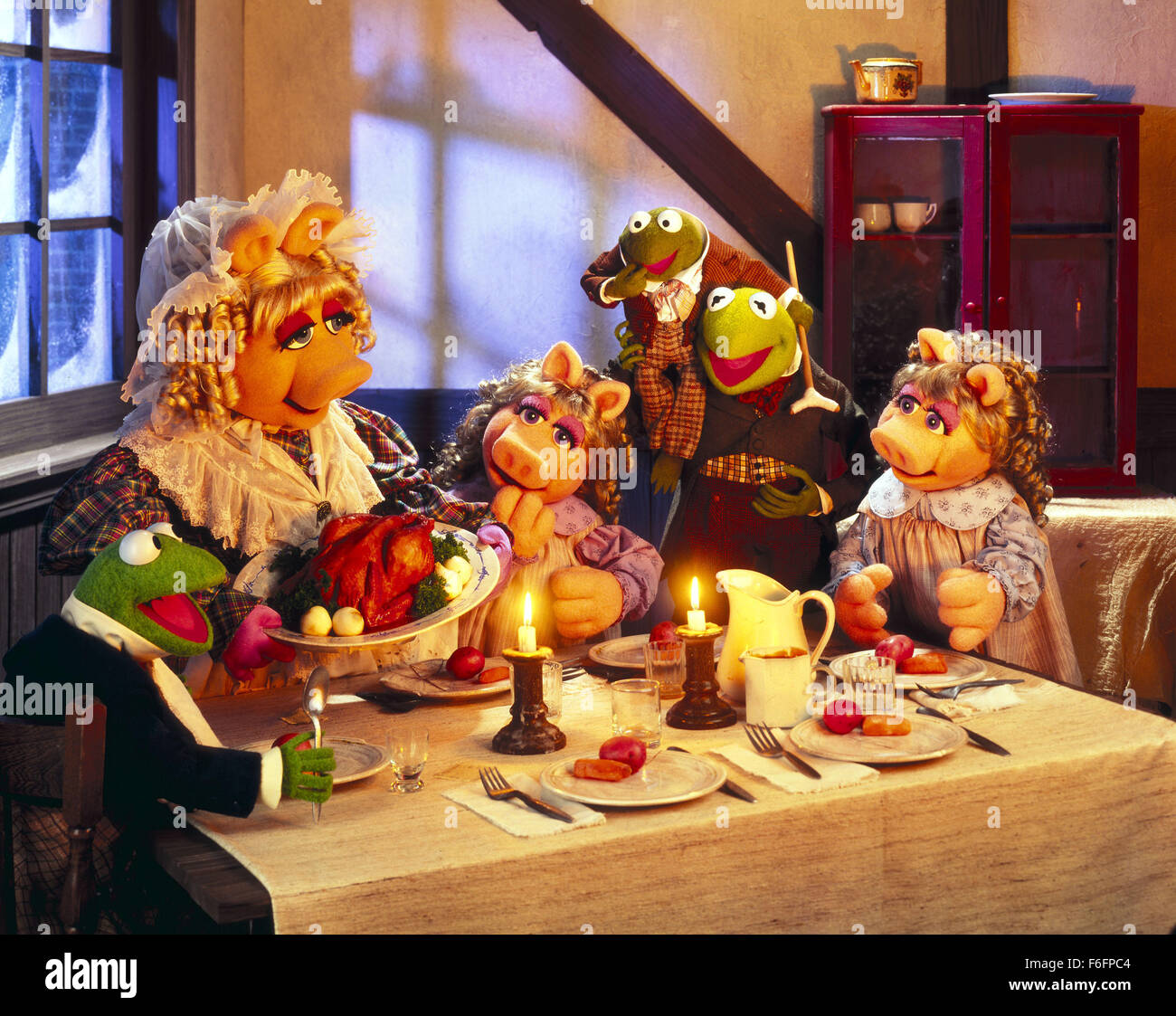 Muppets Christmas Carol.The Muppet Christmas Carol Stock Photos The Muppet