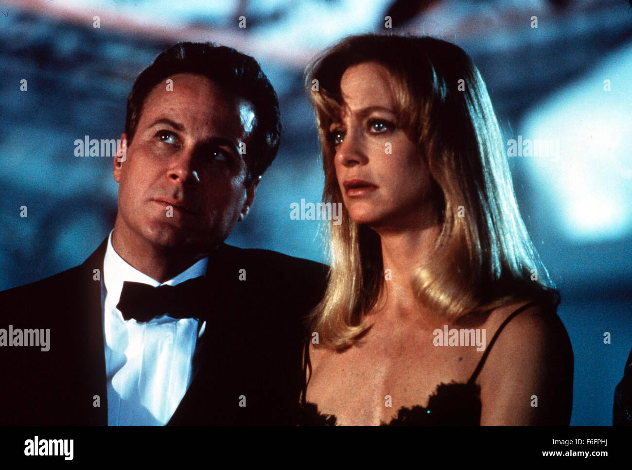 Sep 27 1991 New York Ny Usa Actors Damon Redfern As Maitre D Stock Photo Alamy