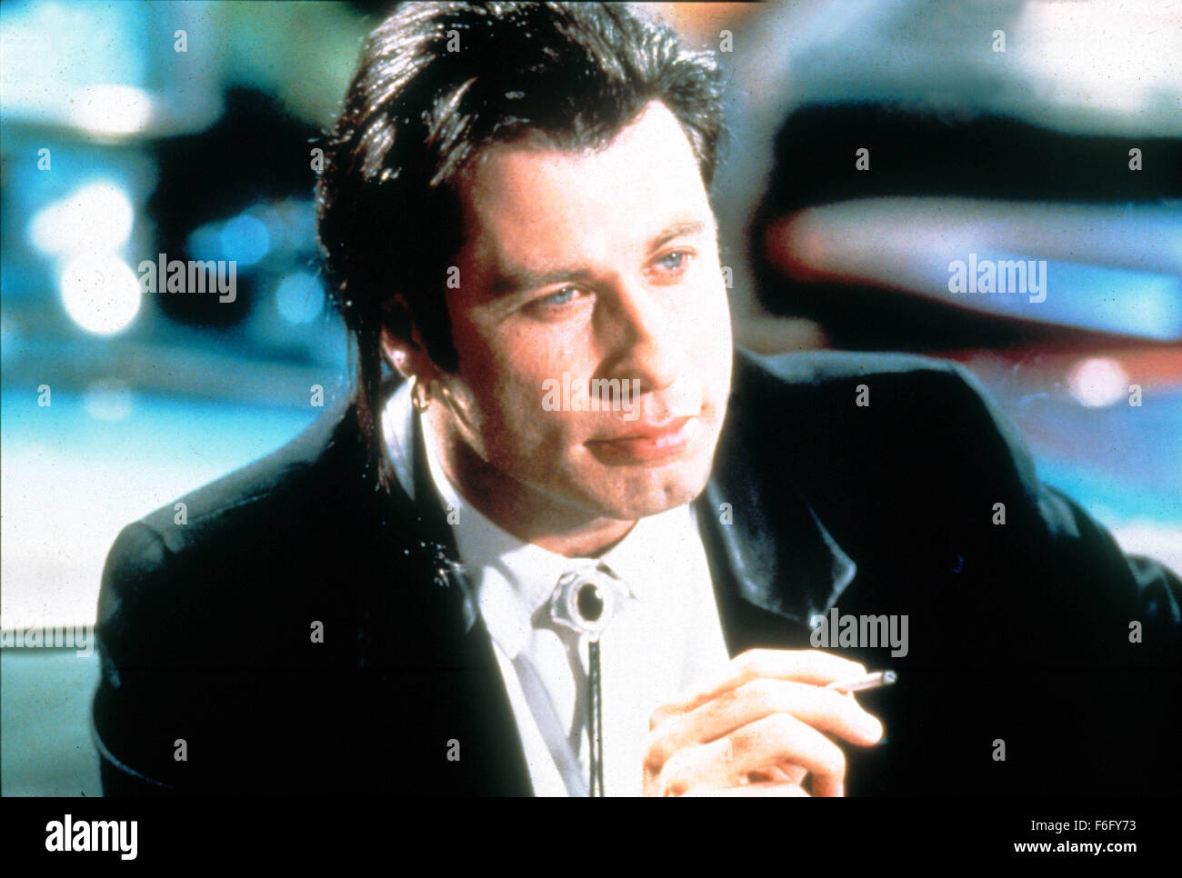 20X27 CM PHOTO PULP FICTION P1 JOHN TRAVOLTA
