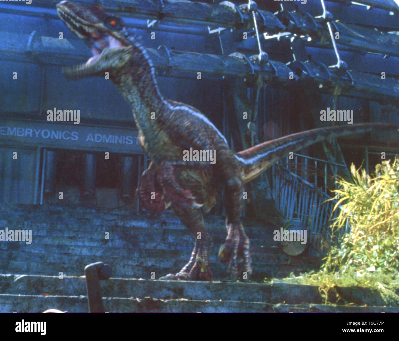 The Lost World Jurassic Park High Resolution Stock Photography And Images Alamy