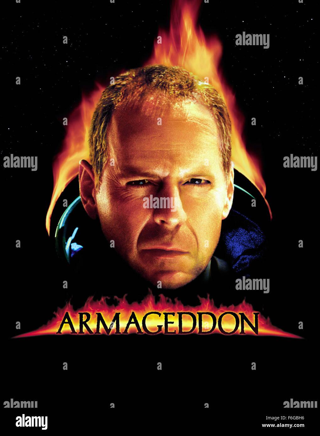 armageddon movie poster - 786×1000