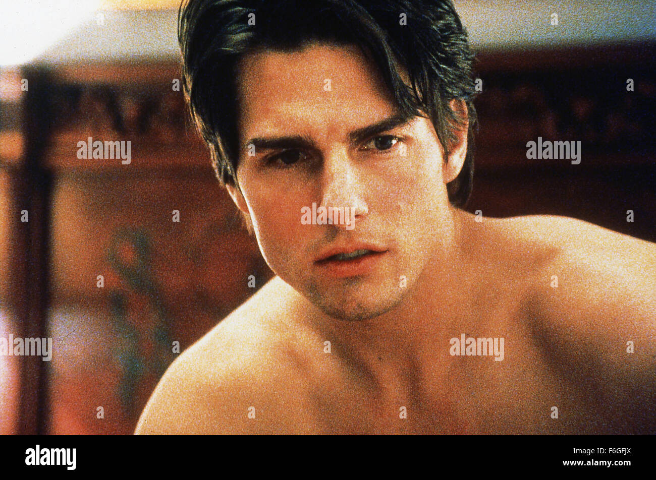Jul 13, 1999; London, UK; Actor TOM CRUISE as Dr. Harford in 'Eyes Wide Shut'. Directed by Stanley Kubrick. - Stock Image
