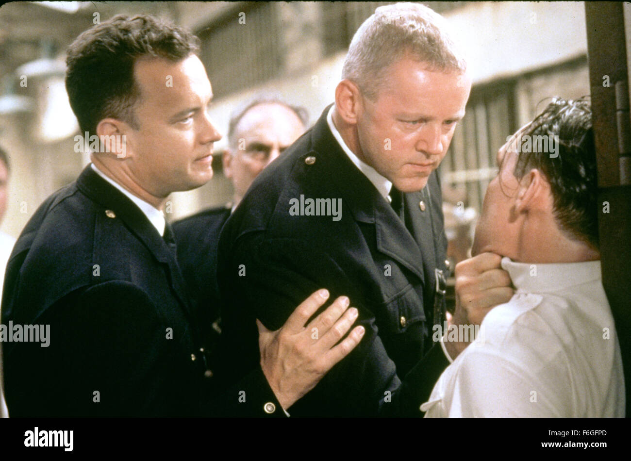 green mile guards