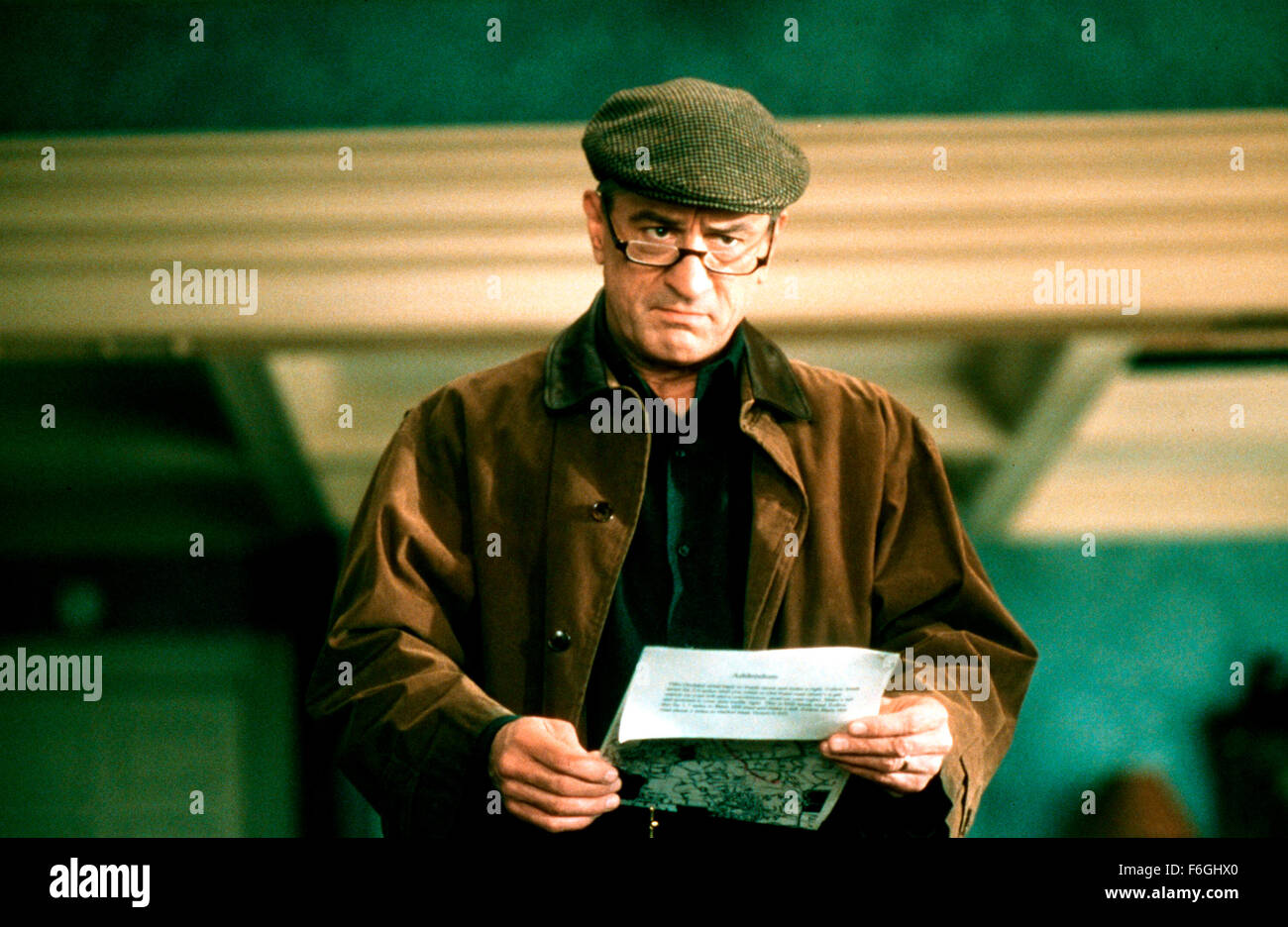 Mar 02, 2000; Hollywood, CA, USA; ROBERT DE NIRO stars as Jack Byrnes in the comedy 'Meet the Parents' diretced - Stock Image