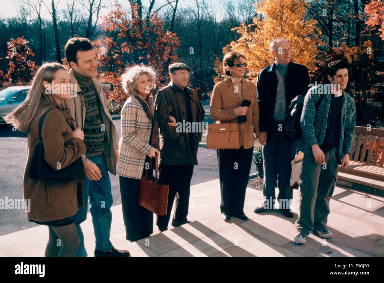 Mar 06, 2000; Hollywood, CA, USA; Scene from the comedy 'Meet the Parents' diretced by Jay Roach. Stock Photo