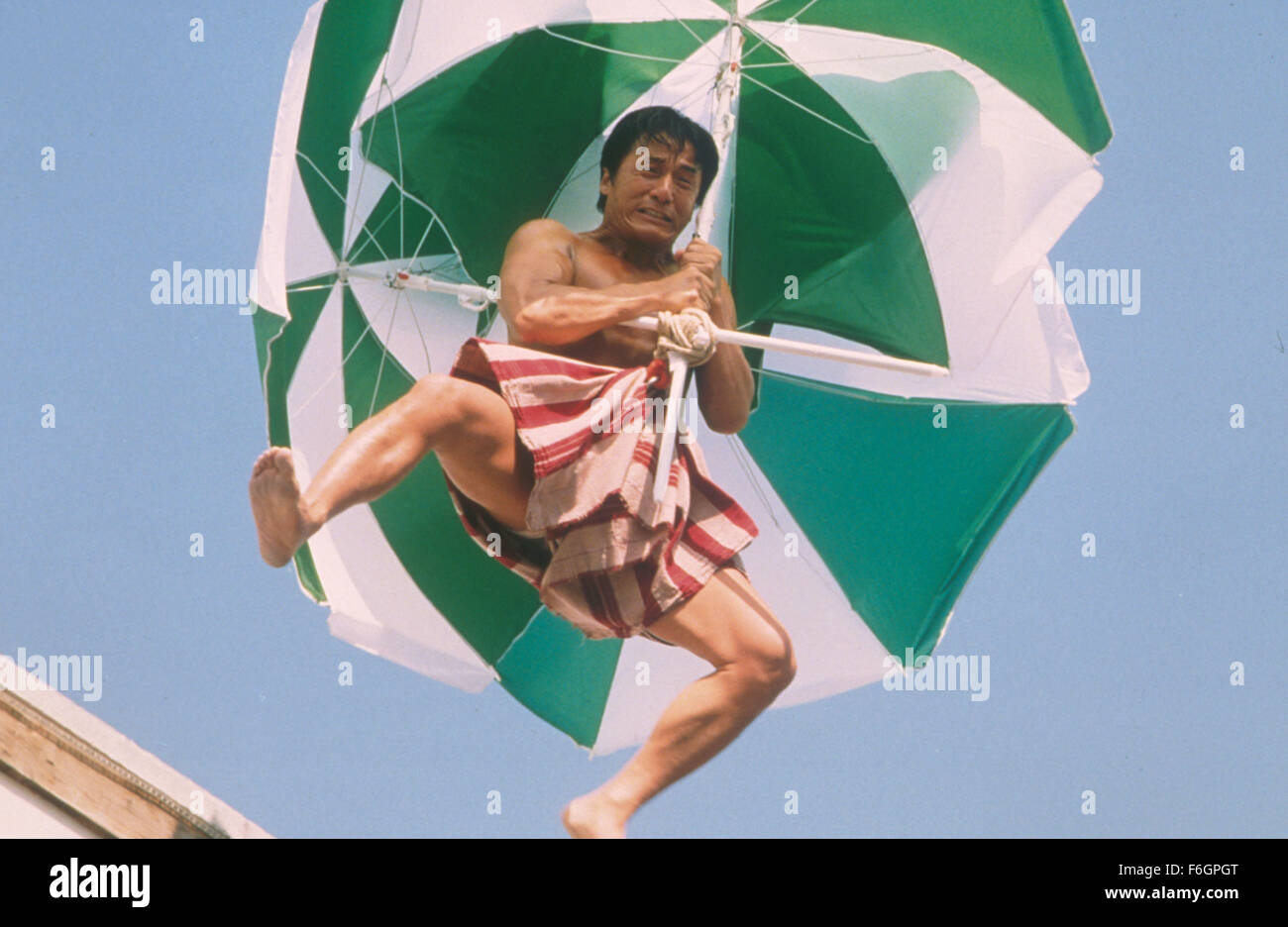 Jan 18, 2001; Hong Kong, China; Actor/stuntman JACKIE CHAN stars as Buck Yuen in the Miramax Films action/comedy Stock Photo