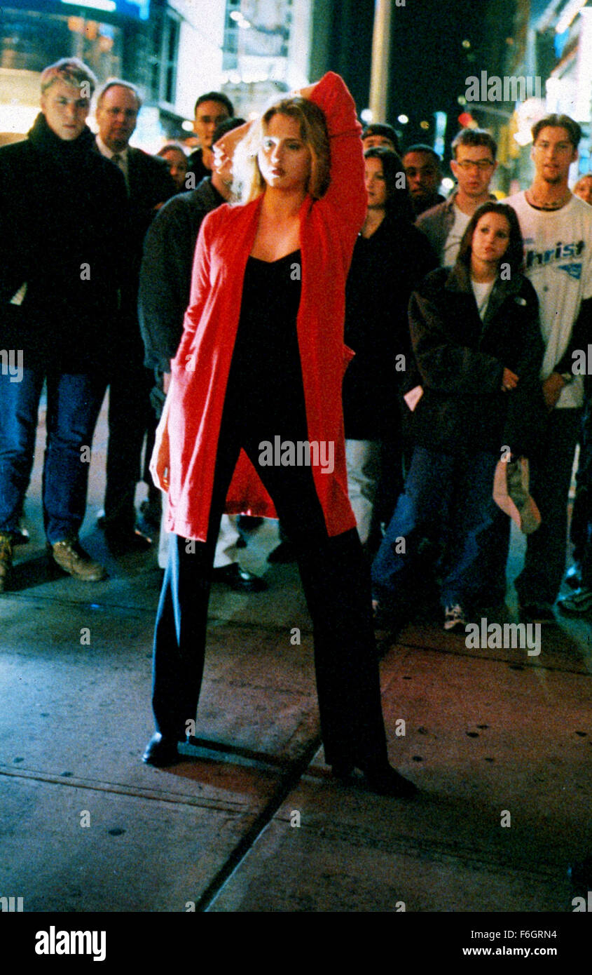 Jan 26, 2001; Hollywood, CA, USA;  ESTELLA WARREN as Arrianne in the drama ''Perfume'' directed - Stock Image