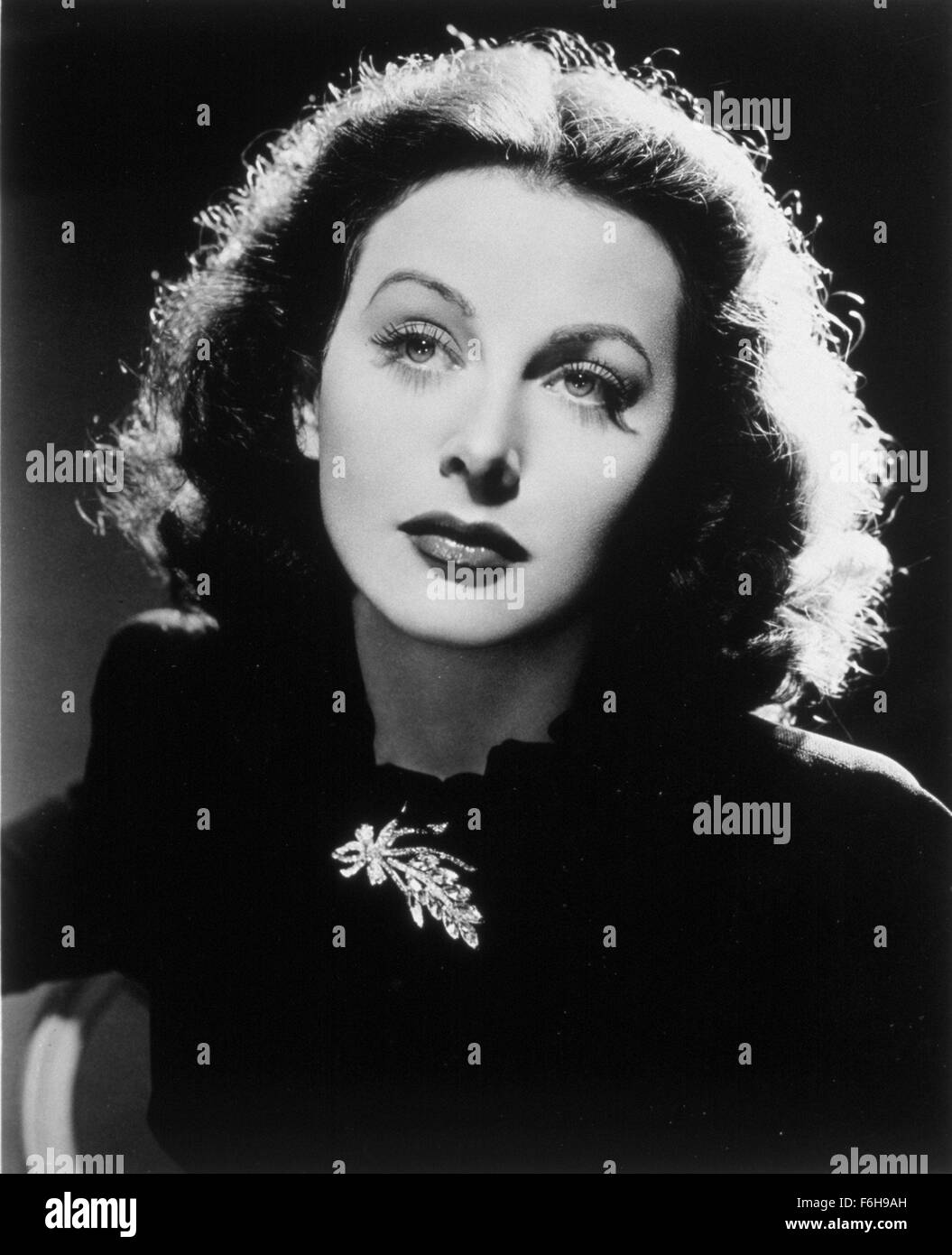 Hedy Lamarr Stock Photos & Hedy Lamarr Stock Images - Alamy