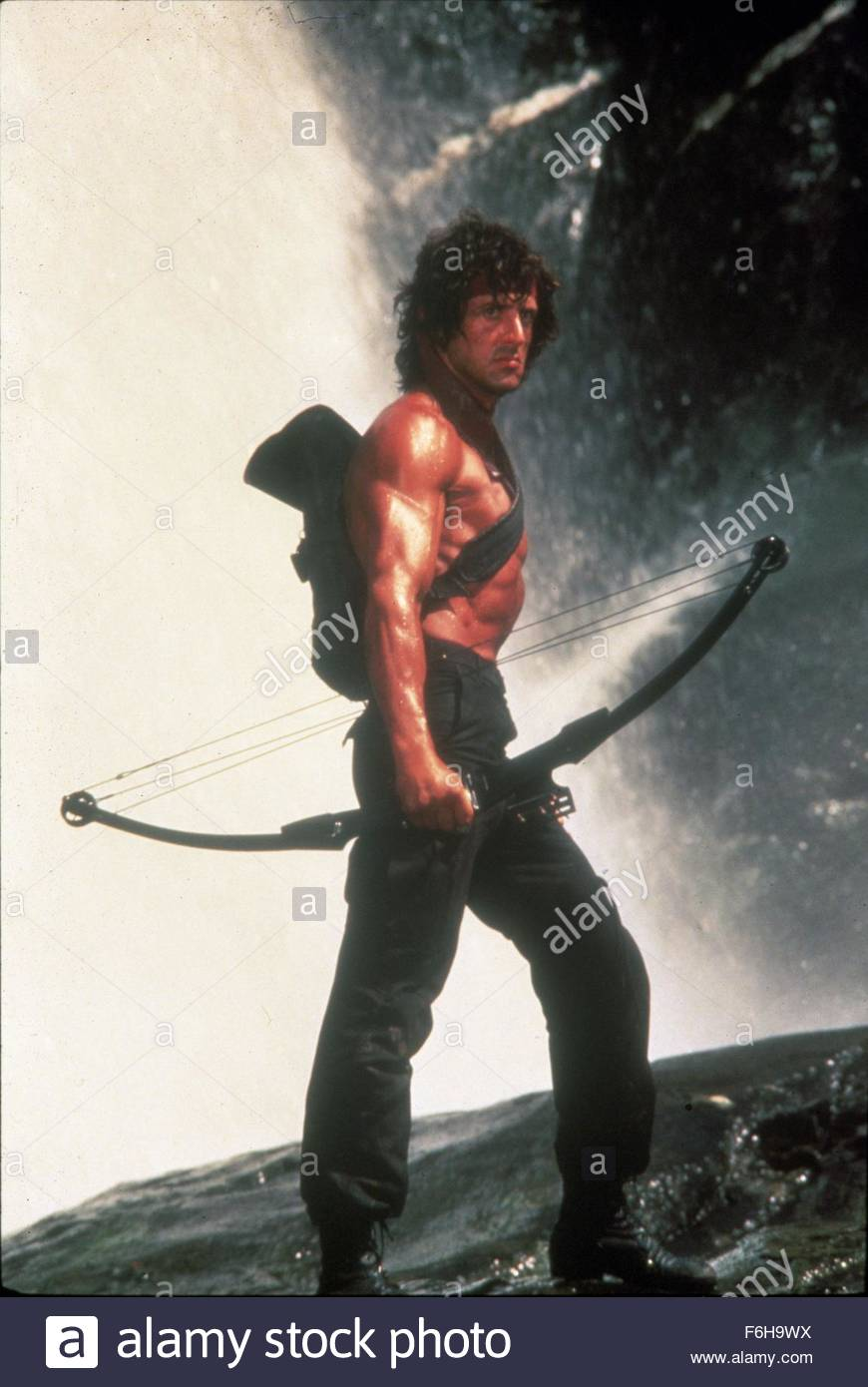John Rambo Movie Stock Photos & John Rambo Movie Stock