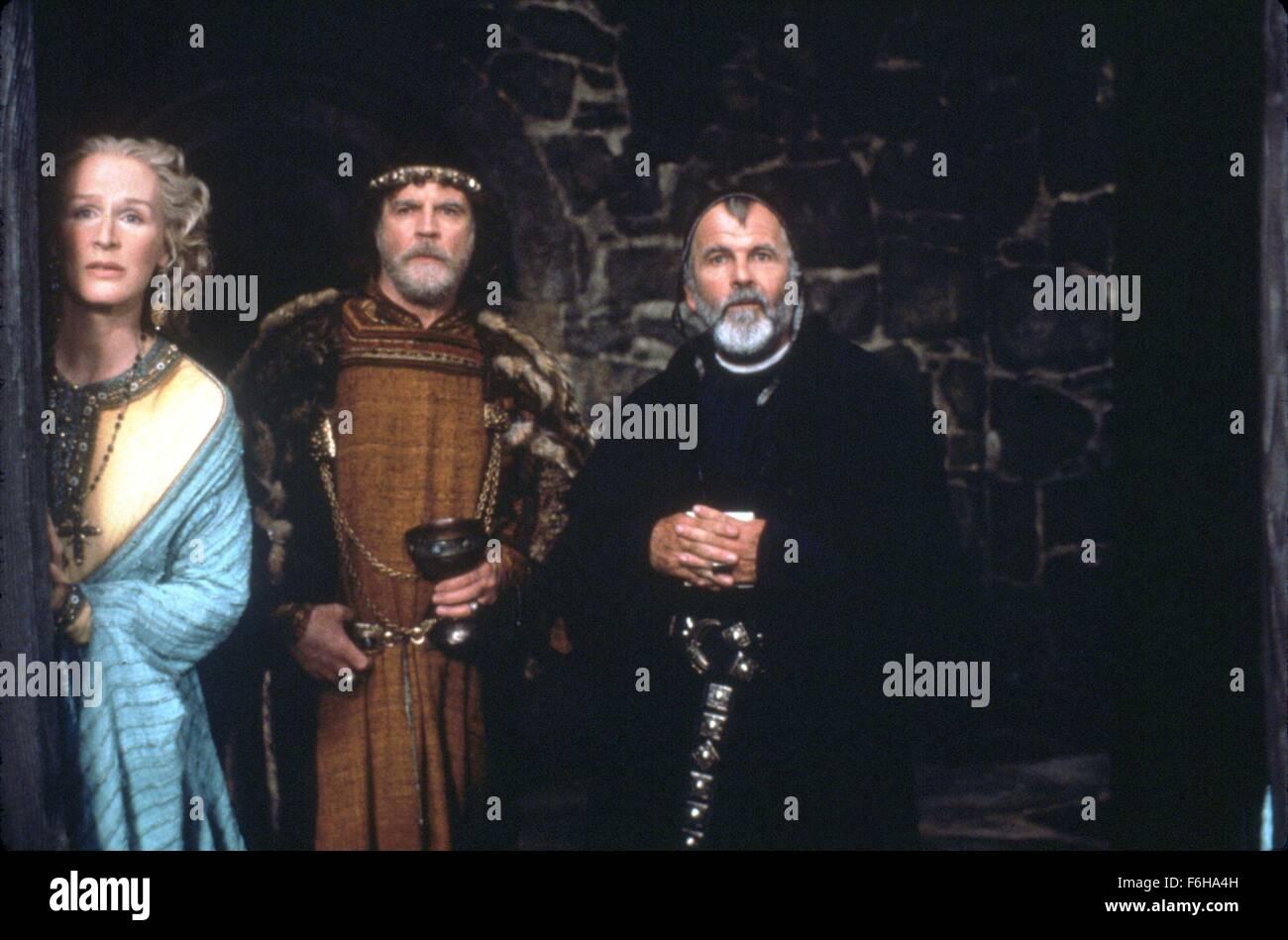 hamlet zeffirelli  RELEASE DATE: Dec 19, 1990 MOVIE TITLE: Hamlet STUDIO: Warner Bros ...