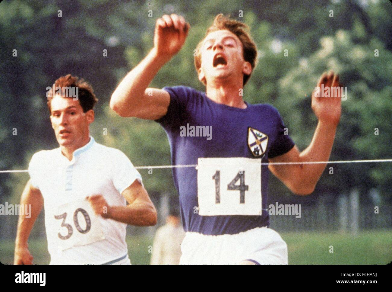 Chariots Of Fire Movie Stock Photos & Chariots Of Fire Movie
