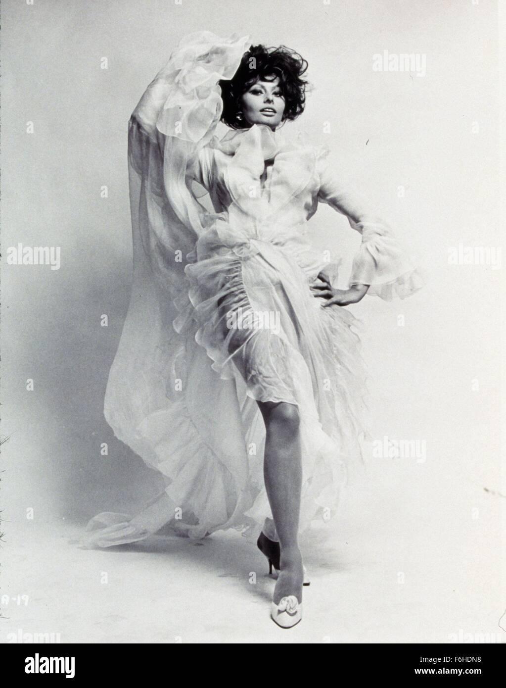 1966, Film Title: ARABESQUE, Director: STANLEY DONEN, Studio: UNIV, Pictured: STANLEY DONEN. (Credit Image: SNAP) - Stock Image