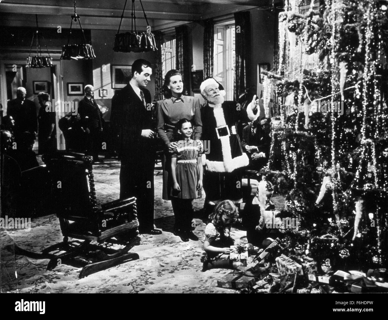 Weihnachtsfilm Oh Tannenbaum.1947 Film Title Miracle On 34th Street Director George Seaton