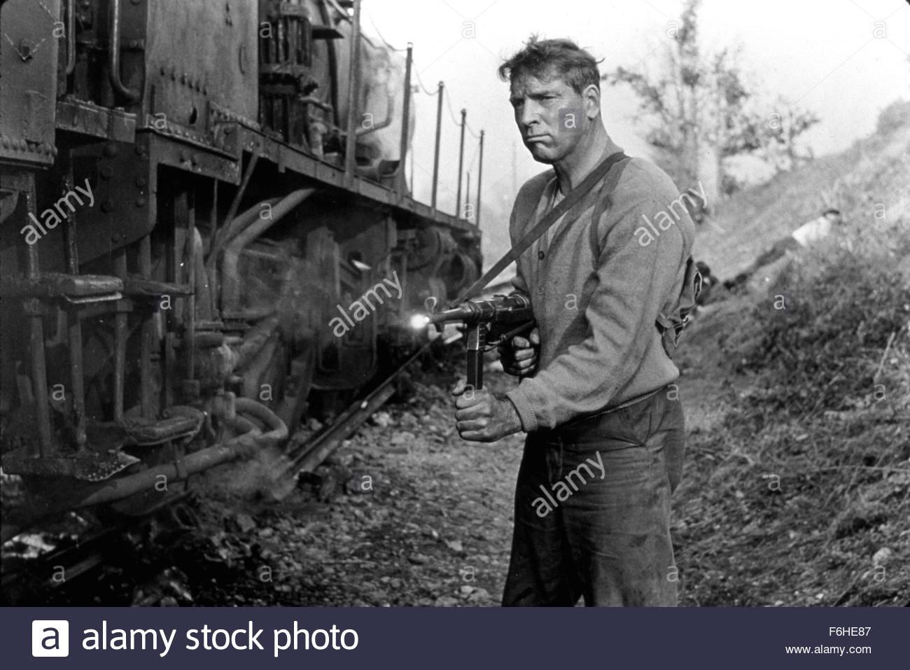 film le train burt lancaster