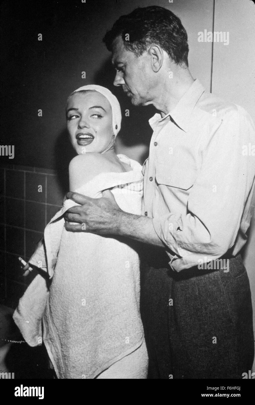 1953 Film Title NIAGARA Director HENRY HATHAWAY Studio FOX