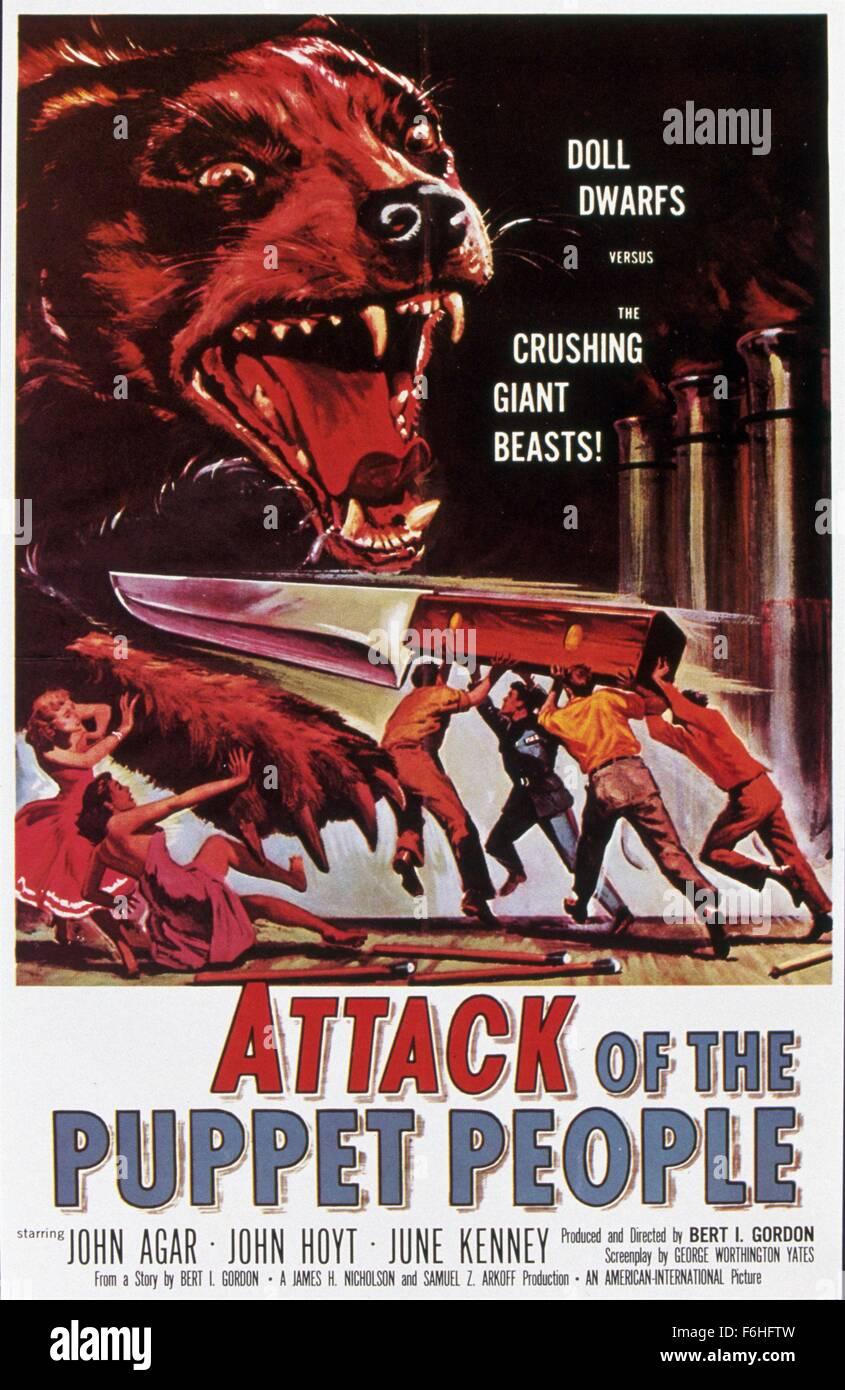 Alien midget horror films right!