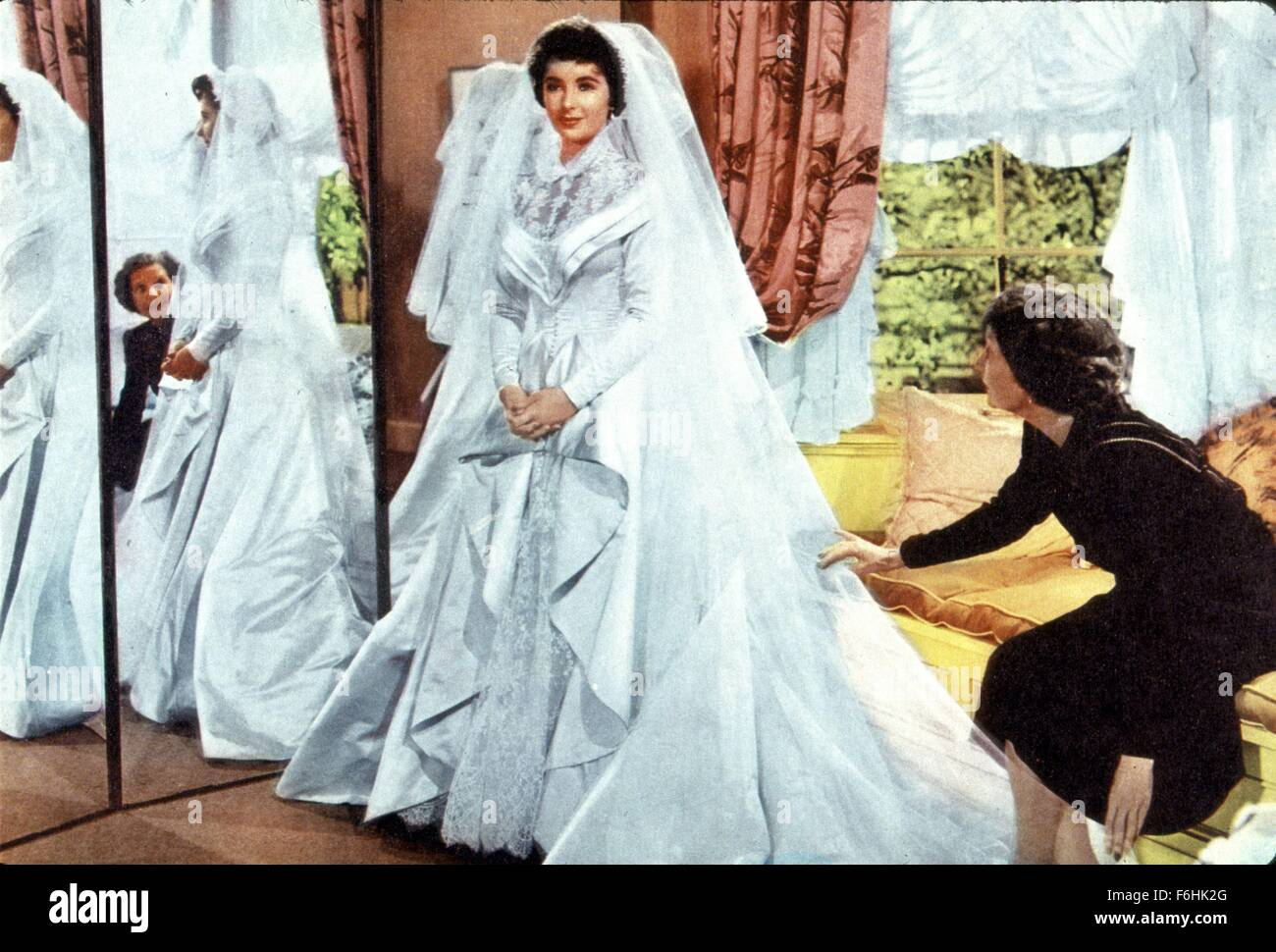 Elizabeth Taylor Wedding Stock Photos & Elizabeth Taylor Wedding ...