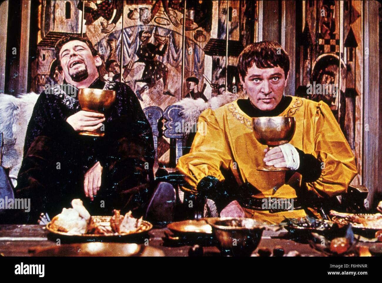 mahtavat hinnat erityinen tarjous yksityiskohtainen ilme 1964, Film Title: BECKET, Director: PETER GLENVILLE, Studio ...