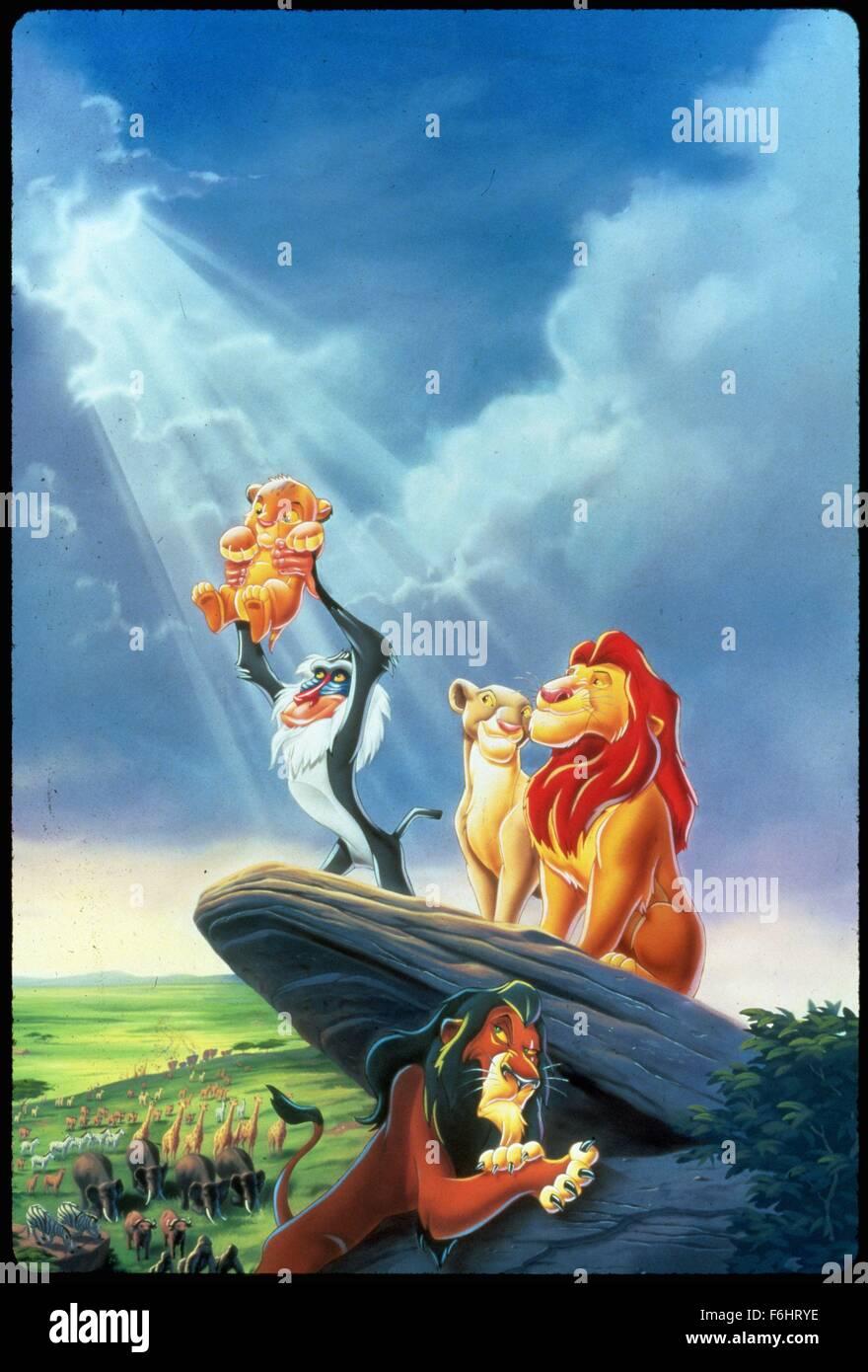 1994 Film Title Lion King Director Roger Rob Minkoff