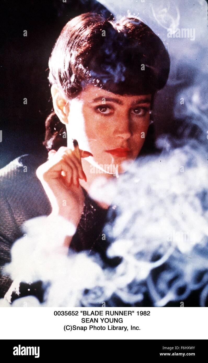 RELEASE DATE: June 25, 1982  MOVIE TITLE: Blade Runner  DIRECTOR: Ridley Scott  STUDIO: Warner Bros. Pictures  PLOT: - Stock Image