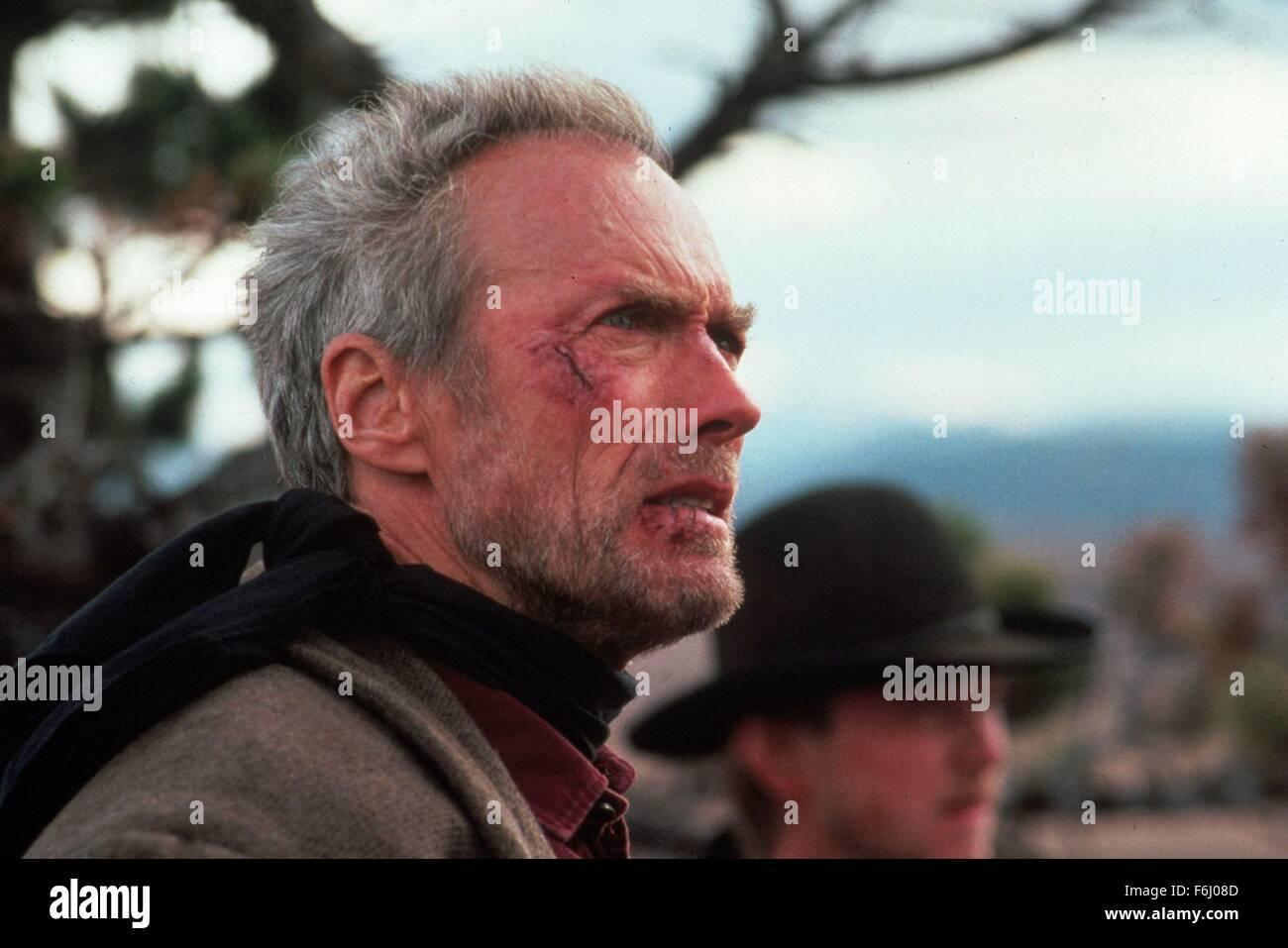 1992, Film Title: UNFORGIVEN, Director: CLINT EASTWOOD, Studio: WARNER. (Credit Image: SNAP) - Stock Image
