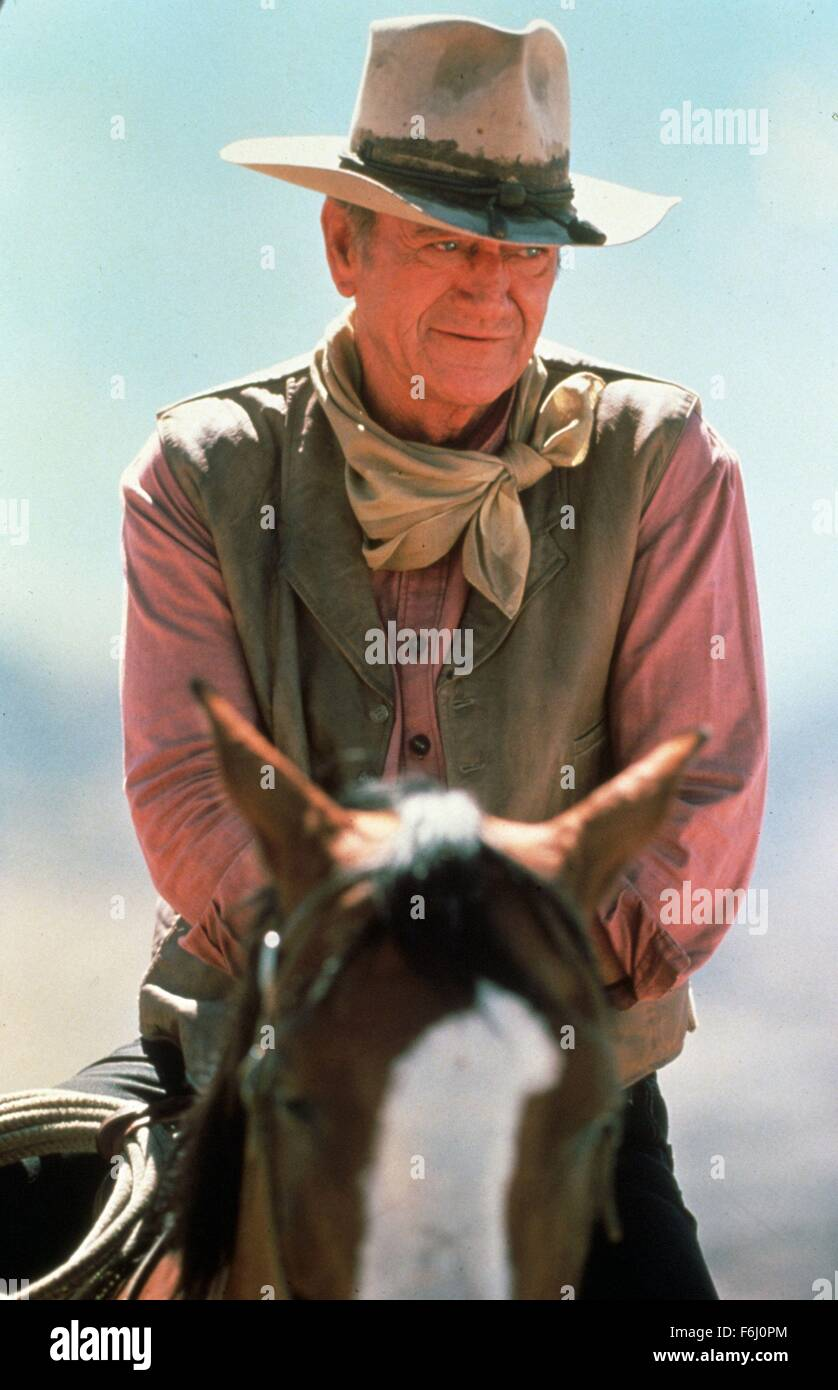 1973, Film Title: TRAIN ROBBERS, Director: BURT KENNEDY, Pictured: BURT KENNEDY. (Credit Image: SNAP) - Stock Image