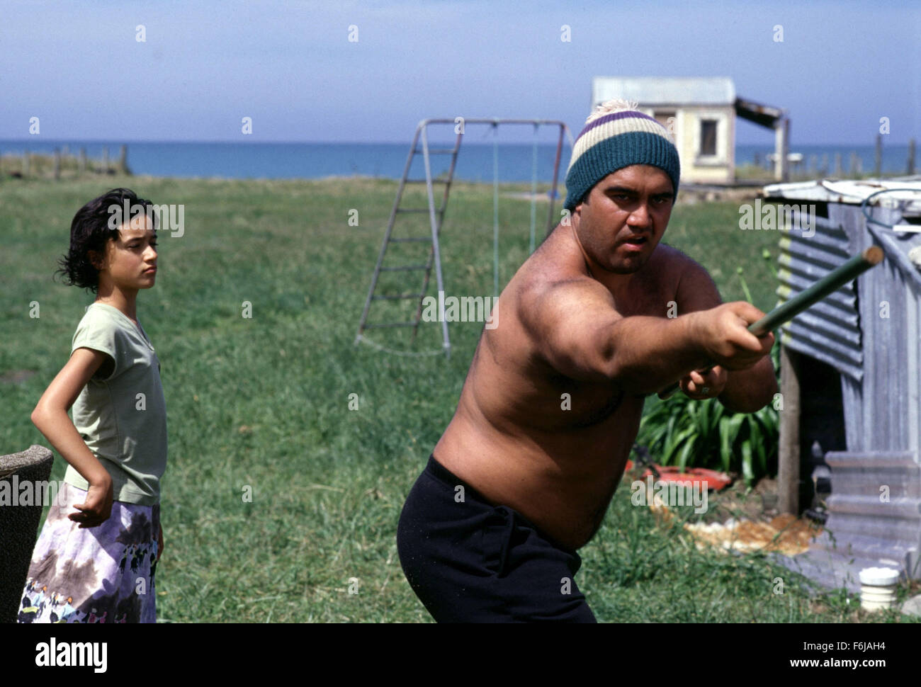 maori whale movie