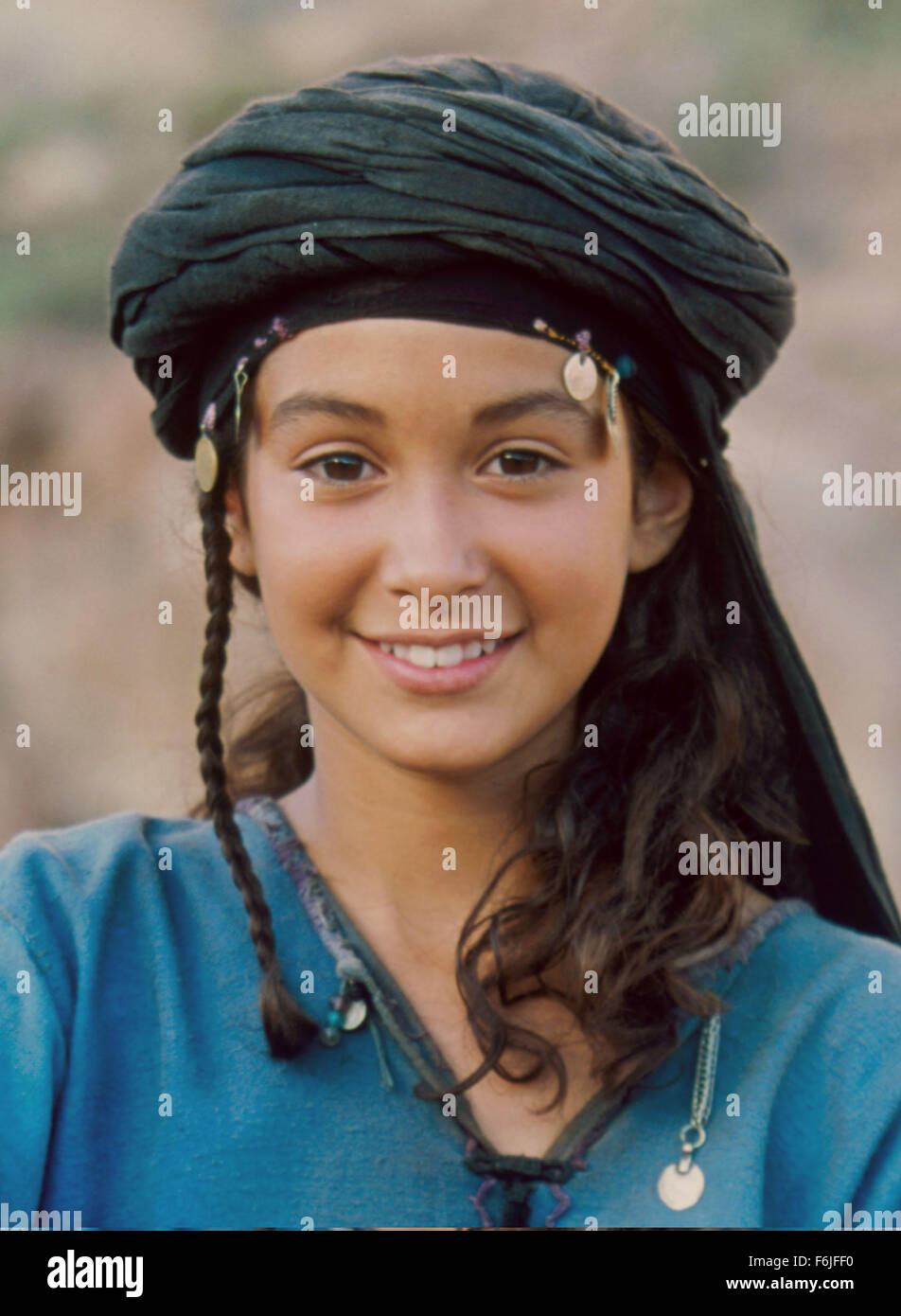 Dec 07, 2003; Hollywood, CA, USA; Actress BIANA TAMIMI stars as Neera in the Walt Disney Pictures family adventure, - Stock Image