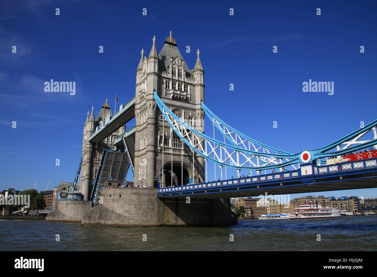 Tower bridge London - Stock Image