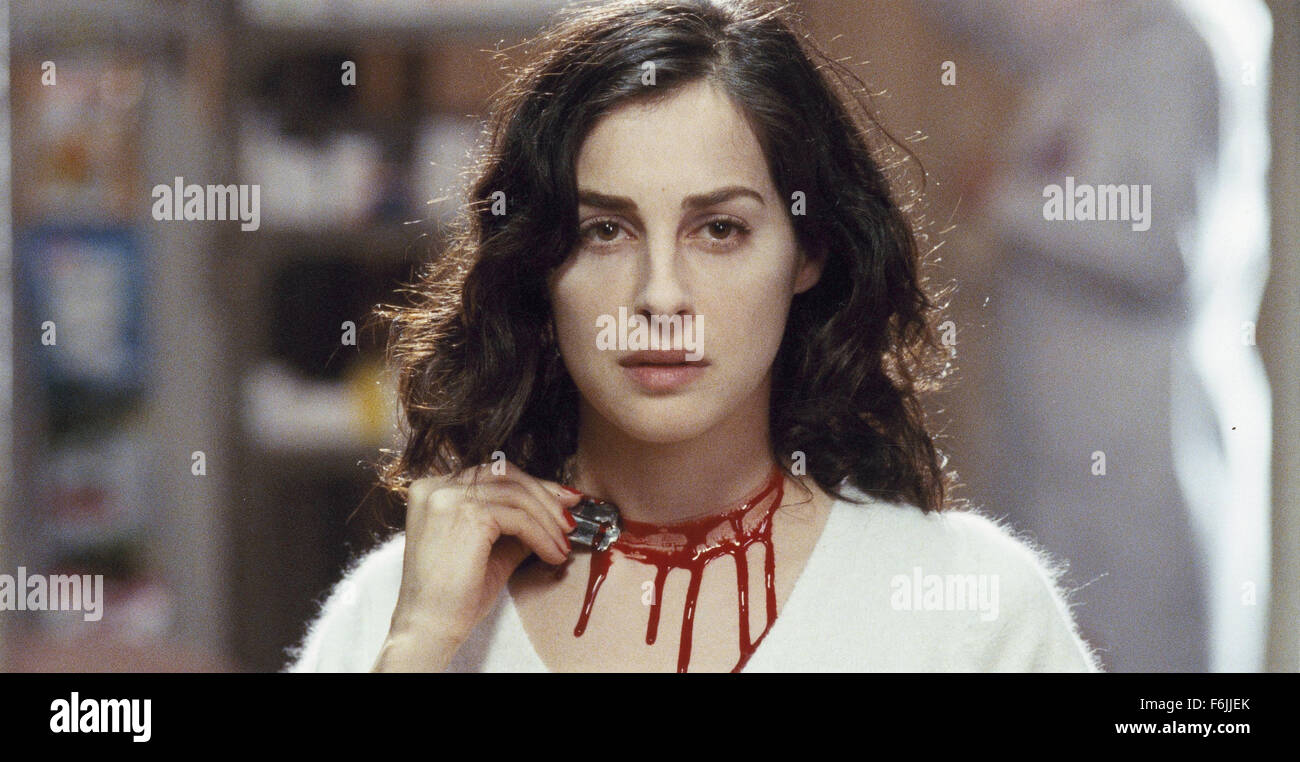 Apr 13 2004 Ericeira Portugal Actress Amira Casar As The Woman