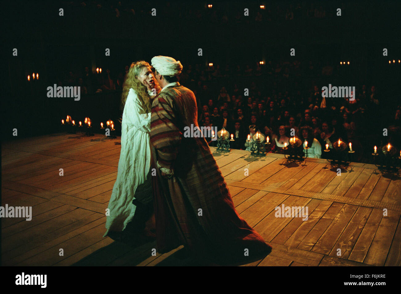 women in othello film review Using a concept devised by lead actor patrick stewart, the radical interpretation of othello at washington's shakespeare theatre flips the racial makeup of the cast, posing a white othello.