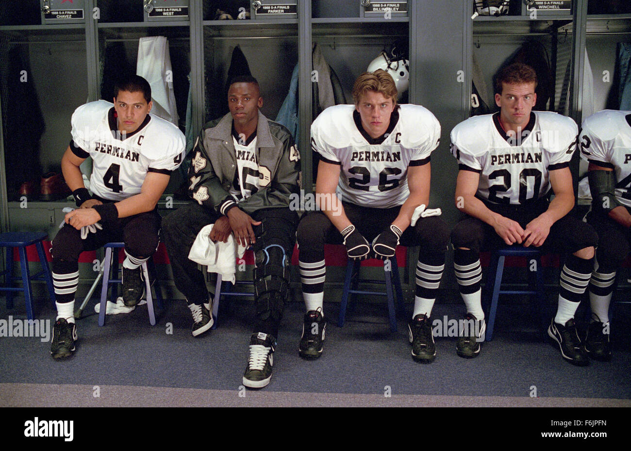 Release Date October 8 2004 Movie Title Friday Night Lights