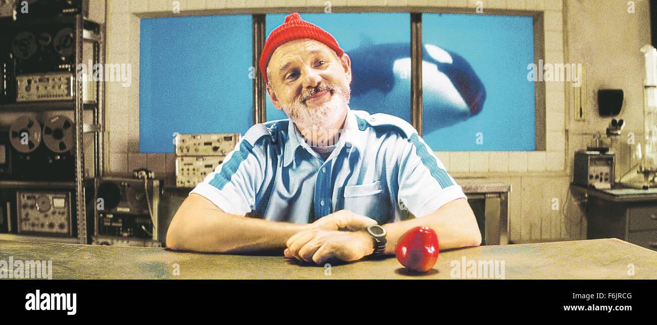 ddb295c1564 The Life Aquatic Film Bill Murray Stock Photos   The Life Aquatic ...